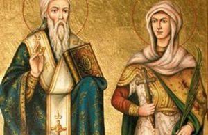 Oraciones a San Cipriano y Santa Justina